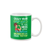Crazy Mom Mug thumbnail