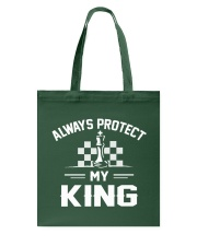 Always Protect My King Tote Bag thumbnail