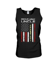 Proud Army Uncle Unisex Tank thumbnail