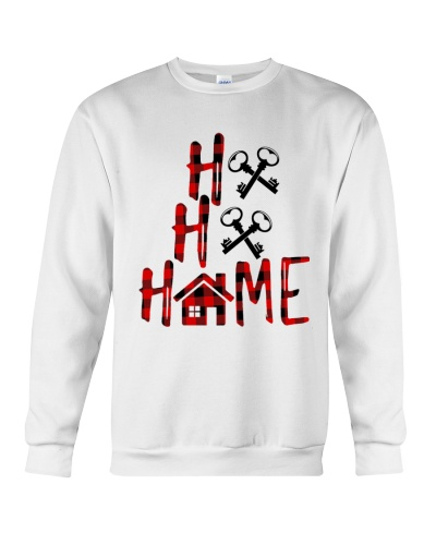 ho ho home real estate christmas
