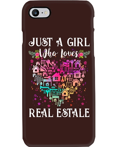 Just a Girl who loves Real Estate