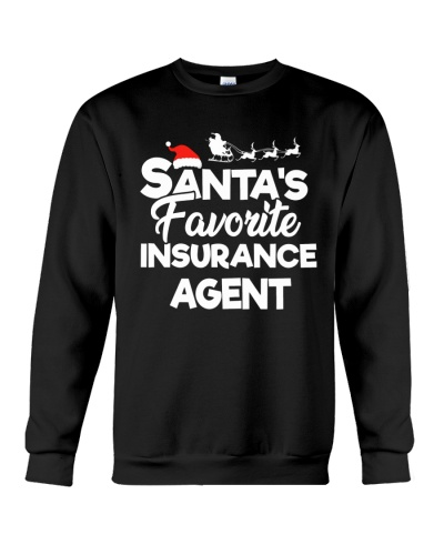 Santa's favorite Insurance Agent