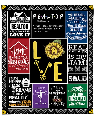Real Estate Blanket