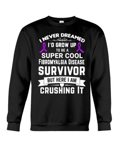 Fibromyalgia Survivor - Crushing It