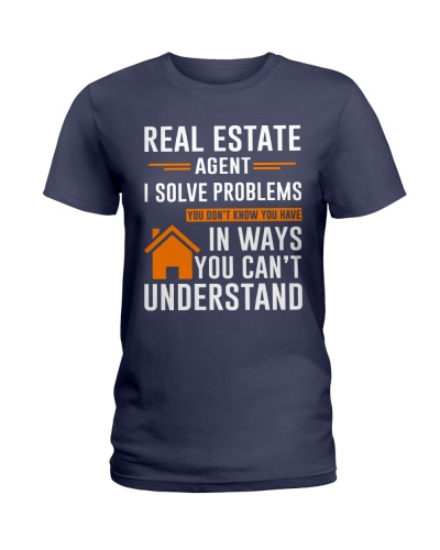 Real Estate Agent I solve problems