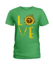 Love Nurse Ladies T-Shirt thumbnail