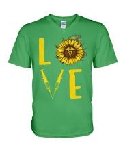 Love Nurse V-Neck T-Shirt thumbnail