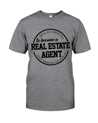 Skilled Enough to be a Real Estate Agent