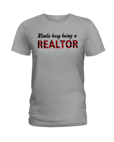 Kinda busy being a Realtor