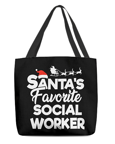 Santa's favorite Social Worker