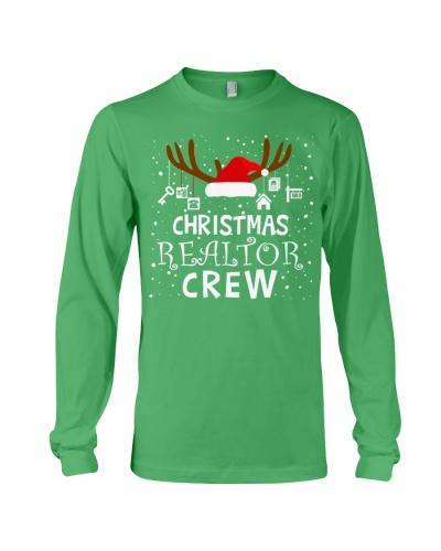 Christmas Real Estate crew