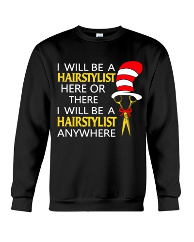 Hairstylist Christmas