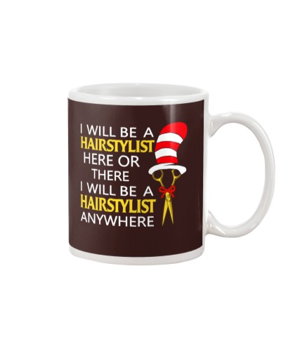 Hairstylist Christmas