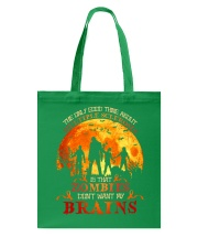 Multiple Sclerosis Halloween Tote Bag thumbnail