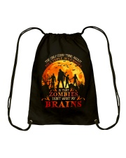 Multiple Sclerosis Halloween Drawstring Bag thumbnail