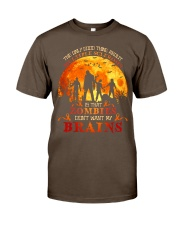 Multiple Sclerosis Halloween Premium Fit Mens Tee tile