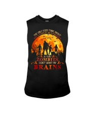 Multiple Sclerosis Halloween Sleeveless Tee thumbnail