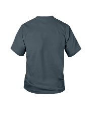 Multiple Sclerosis Halloween Youth T-Shirt back