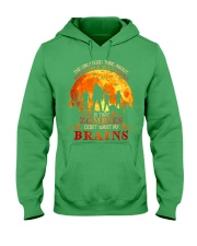 Multiple Sclerosis Halloween Hooded Sweatshirt thumbnail