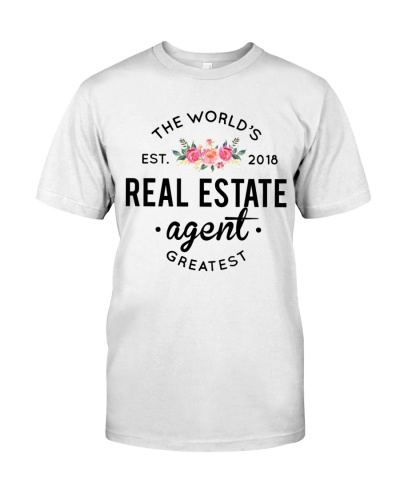 The World's Est 2018 Real Estate Agent Greatest