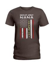 Proud Army Nana Ladies T-Shirt thumbnail
