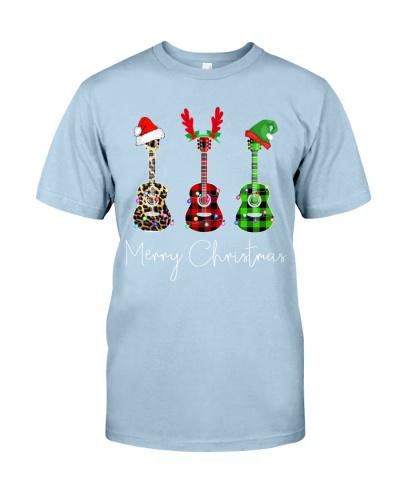 Merry Christmas guitar