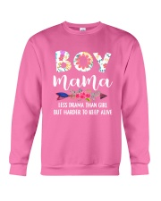 Boy Mama Crewneck Sweatshirt tile