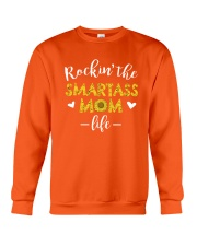 Smartass Mom Crewneck Sweatshirt front