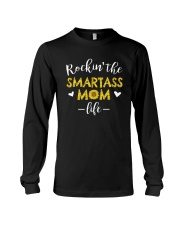 Smartass Mom Long Sleeve Tee thumbnail
