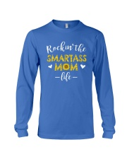 Smartass Mom Long Sleeve Tee front