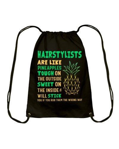 Hairstylists are like Pineapple