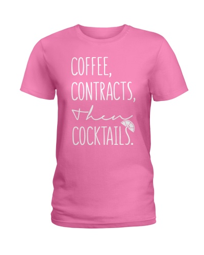 Coffee Contract Then Cocktails