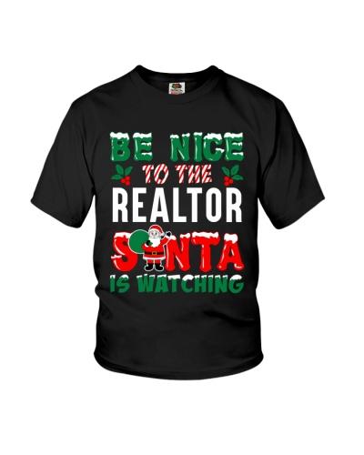 Be nice - Santa is watching