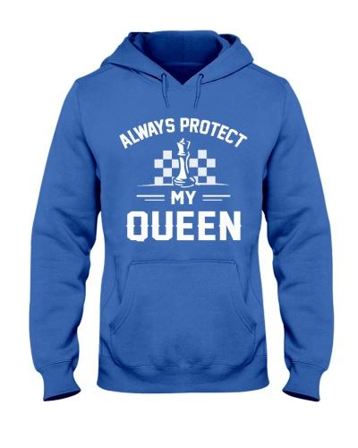 Always Protect My Queen