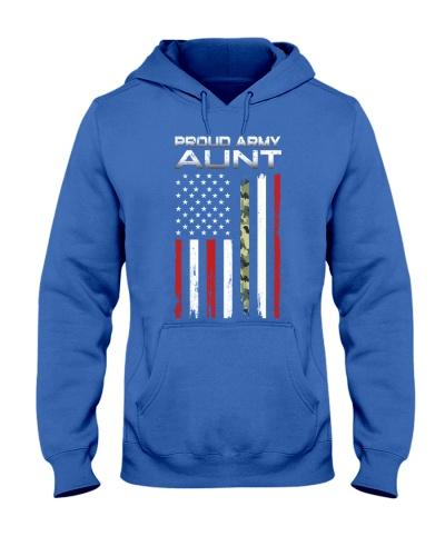 Proud Army Aunt