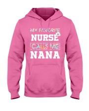 My Favorite Nurse Calls Me Nana Hooded Sweatshirt thumbnail