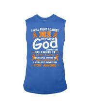 I will fight against MS Sleeveless Tee front