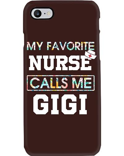My Favorite Nurse Calls Me Gigi