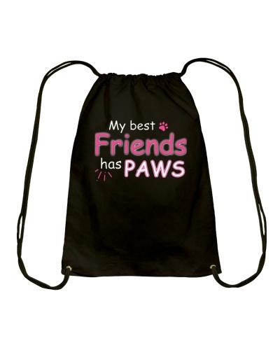 My Best Friends Has Paws