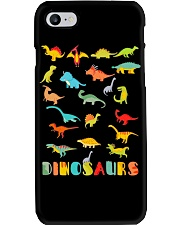 Dinosaur Tshirt Science Museum Teacher 20 Ju Phone Case tile