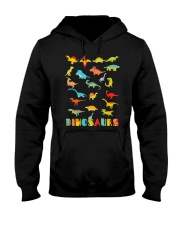 Dinosaur Tshirt Science Museum Teacher 20 Ju Hooded Sweatshirt tile