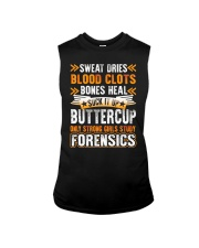 Forensic Science Shirt Forensic Science T Sh Sleeveless Tee thumbnail