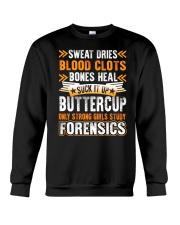 Forensic Science Shirt Forensic Science T Sh Crewneck Sweatshirt thumbnail