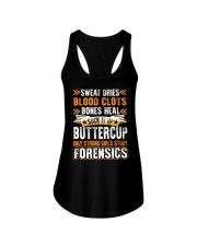 Forensic Science Shirt Forensic Science T Sh Ladies Flowy Tank thumbnail