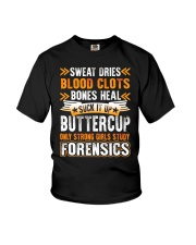 Forensic Science Shirt Forensic Science T Sh Youth T-Shirt thumbnail