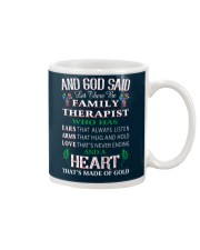 Let there be family therapist Mug thumbnail
