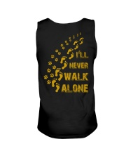 I'LL NEVER WALK ALONE Unisex Tank thumbnail