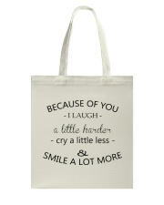 Perfect gift for best friend best sister Tote Bag thumbnail