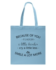 Perfect gift for best friend best sister Tote Bag front