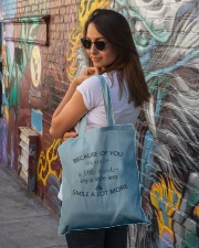 Perfect gift for best friend best sister Tote Bag lifestyle-totebag-front-1
